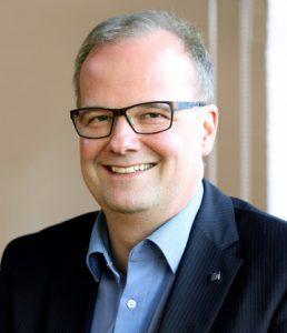 Marcus Ehrgott President 2019/20