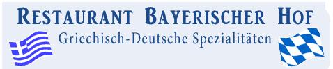 Restaurant Bayerischer Hof, Wörth